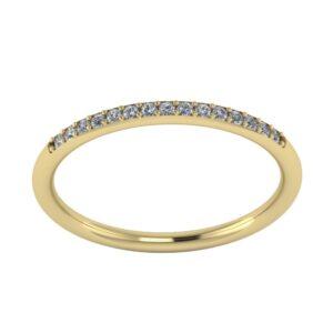 Ring aanschuif diamant