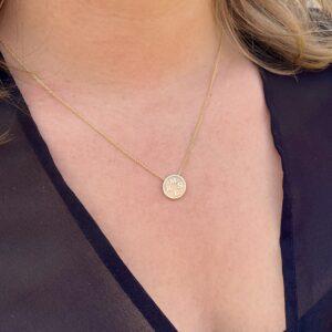 Coin Necklace XL